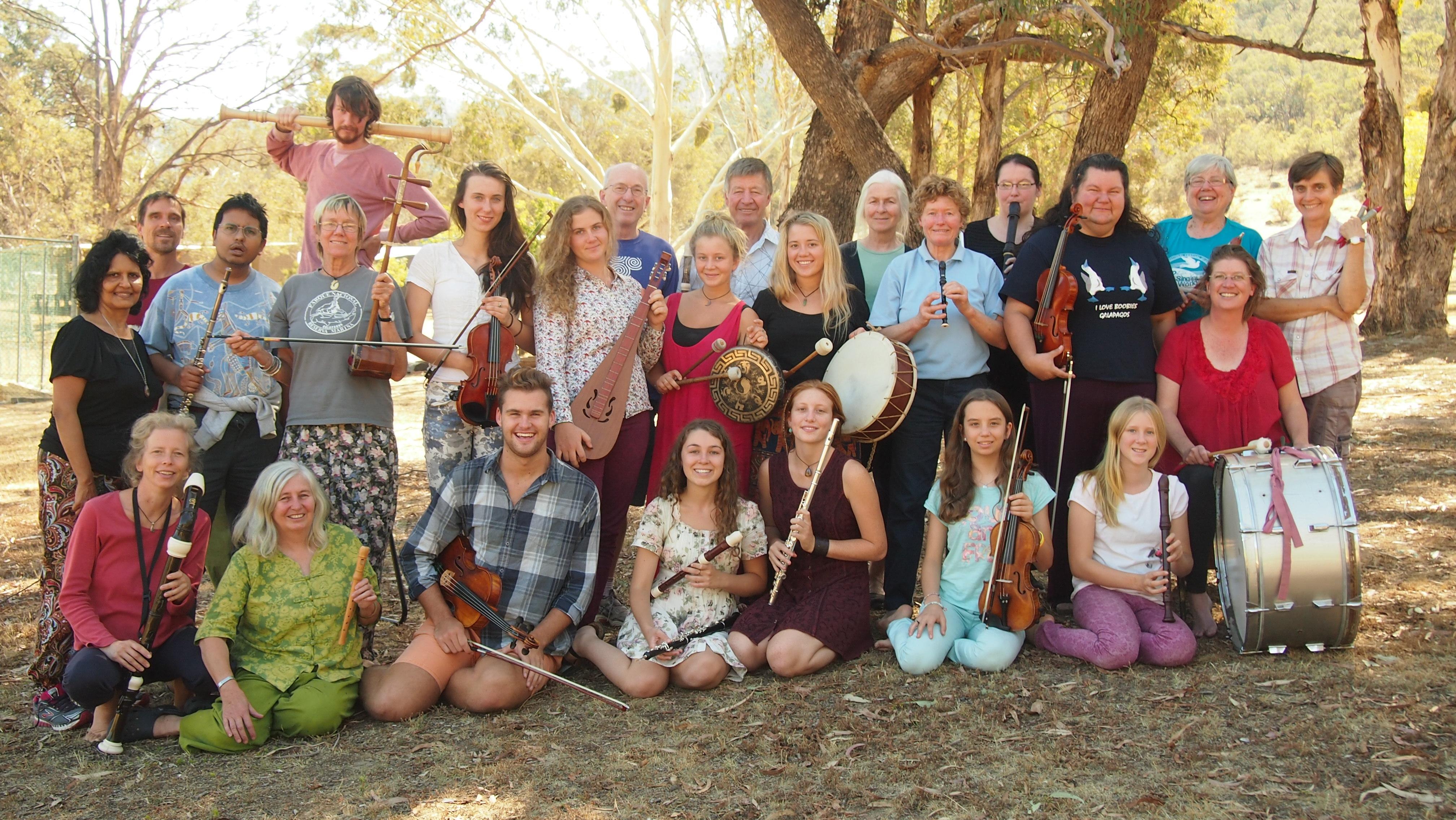 2014 Australian Wayfarers